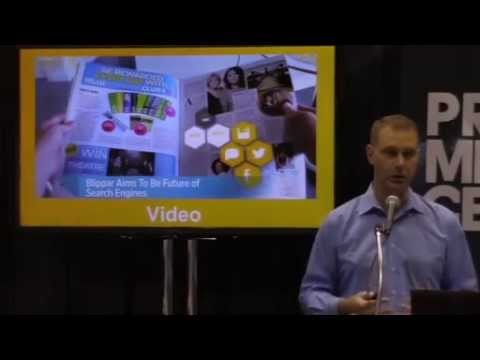 Using Augmented Reality To Create Engagement With Print - Presented by Blippar