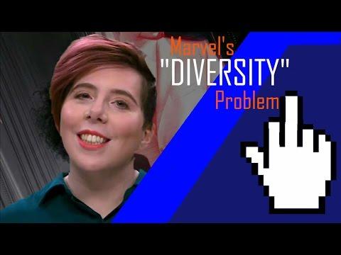 "Marvel's ""Diversity"" Problem"