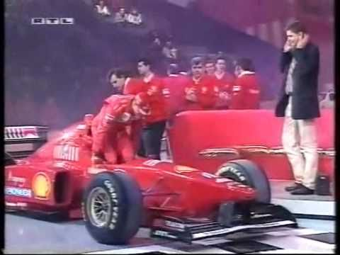 Standing Ovation for Michael Schumacher