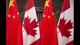 Relations envenimées entre le Canada et la Chine