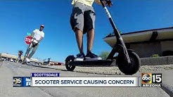 'Bird' scooters to continue operations in Scottsdale after cease and desist