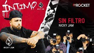 1. Sin Filtro - Nicky Jam | Video Letra