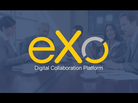 eXo Platform Feature Tour | Getting Started With eXo Platform