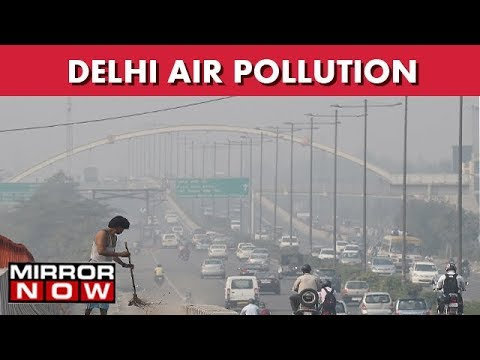 Delhi Air Pollution: Free Travel In DTC Buses During Odd Even I The News