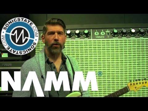 NAMM 2016: Fender Bassbreaker Amp Range
