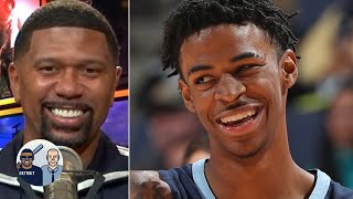 Jalen Rose is impressed with Grizzlies rookie Ja Morant | Jalen & Jacoby