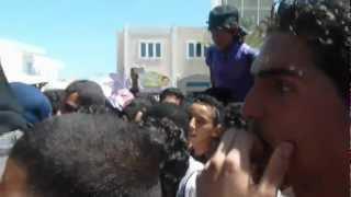 Bac Sport en fête à Houmt Souk, Djerba.MOV