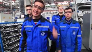 Минский тракторный завод пародия на