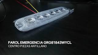 FAROL EMERGENCIA GRG81843WYCL