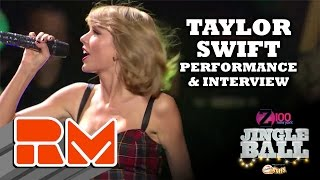Taylor Swift Live Performance at Z100's Jingle Ball (RMTV - Official HD)