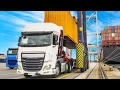 Euro Cargo Truck Simulator 3D 2017 - Truck Driver Android Gameplay HD - Trucks For Kids Games