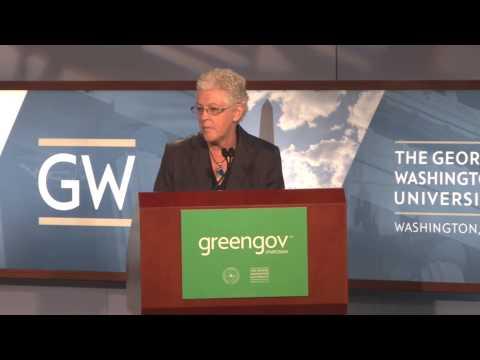 2015 GreenGov Symposium - Keynote by EPA Administrator Gina McCarthy