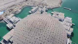 A Closer Look at Louvre Abu Dhabi's Dome | نظرة أقرب إلى قبة اللوفر أبوظب
