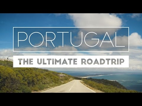Portugal: the Ultimate Roadtrip | Cinematic Travel Video