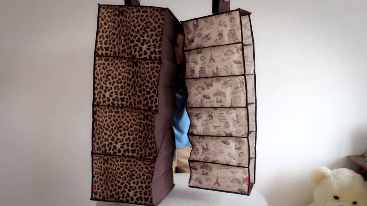 Кофры подвесные для хранения вещей своими руками фото 717