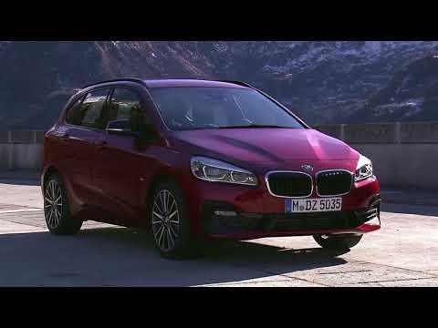 2018 NEW BMW 2 Series Active Tourer Facelift - Interior Exterior Driving World Debut