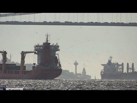 Турецкий козырь бит: Анкара блефует подводной лодкой в Босфоре и Дарданеллах