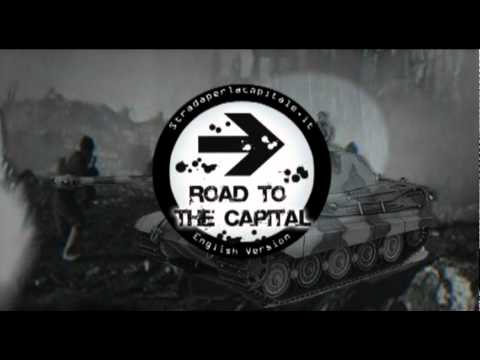 Road to the Capital | War Card Game