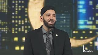 Omar Suleiman   In God We Trust