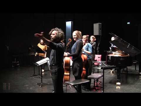 Eleni Ralli : Silence - Ensemble Platypus - CROSSROADS / SEM 60