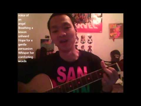Whispering Hope Lyrics and Guitar chords By: Alex Ello - YouTube