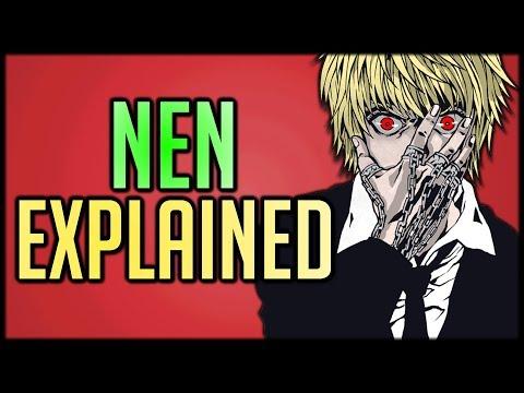 Explaining Nen: Part 1   Basic and Advanced Techniques