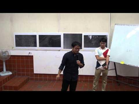 10/08 創意網絡策展城市 Issue = Proposition in Tunghai university