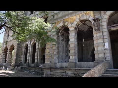 Real Ghost in Lebanon - شبح حقيقي في لبنان