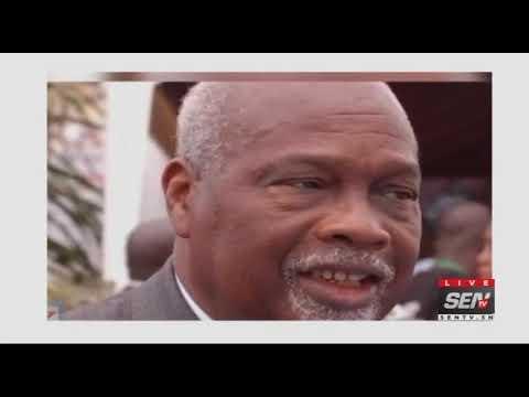 Sénégal: décès du ministre Amath Dansokho, figure emblé