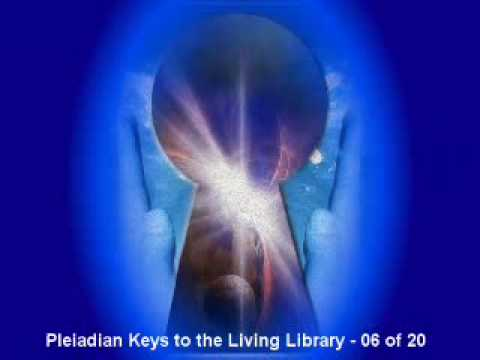 Pleiadian Keys to the Living Library - 06of20