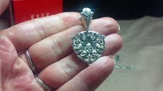 Мои покупки серебряных украшений ! Наконец то собрала комплект изумрудов))))