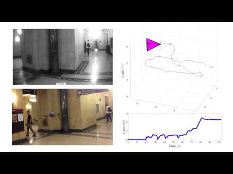 Vision-Aided Inertial Navigation on a Quadrotor