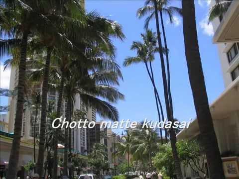 ちょっと待ってください  ウクレレ ソロ CHOTTO MATTE KUDASAI  ukulele solo