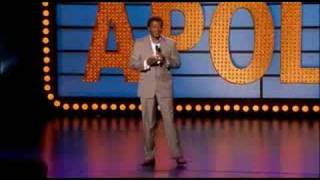 Stephen K Amos Live At The Apollo - Part 2