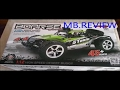 Amzdeal High Speed RC Buggy Remote Control 35km/h 1:12 Truck 4WD