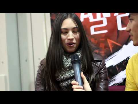 Mad Catz & Cross Counter Asia -- Canada Cup 2012: Vanessa Wedge Interview