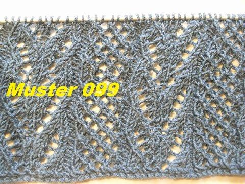 Muster 099* Stricken lernen*Muster für Kinder Socken*Mütze*Tutorial