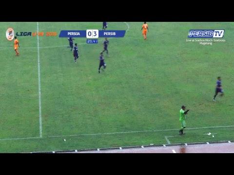 Liga 1 U-19 2018 PERSIJA Vs PERSIB