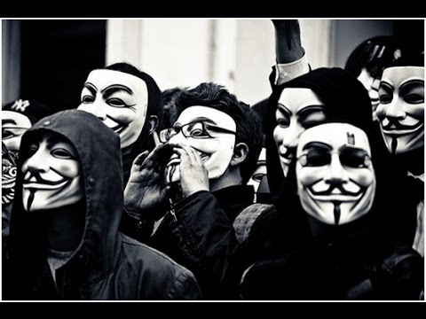 Anonymous - Best Hackers In The World
