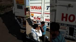 Chikhli Maharashtra Traffic Police wale ki Gundagardi