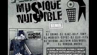 G-ZON - La rue mon domaine Feat. Dardar, Shorty South, Soul El Pato, Homcen, Bille,... (Remix Oxydz)
