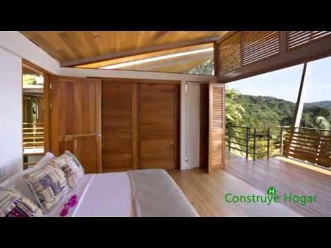 Dise o de casa para climas c lidos o tropicales youtube - Diseno de interiores de casas modernas ...