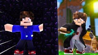 Minecraft: TROLLEI MEU AMIGO PRENDENDO ELE COM OBSIDIAN  ‹ JUAUM ›