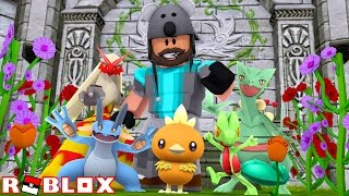 ALL GEN 3 EVOLUTIONS!! | Pokémon Brick Bronze [#68] | ROBLOX