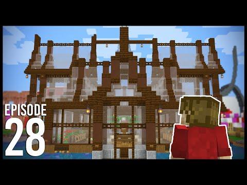 Hermitcraft 7: Episode 28 - THE BARGE UPGRADE!