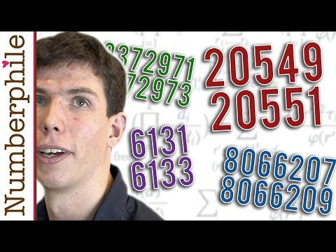 Twin Prime Conjecture  Numberphile