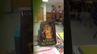 Woods Runner by Gary Paulsen audiobook Ch 6 Pg 41