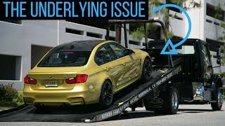 """This Is Why BMW's Are So """"Unreliable"""""""
