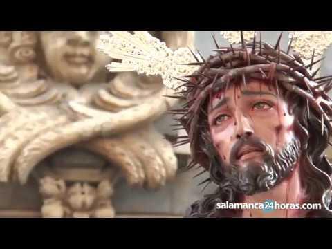 Semana Santa Salamanca 2017 | Procesión de Jesús Despojado