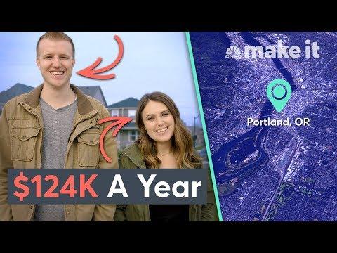 Living Together On $124K A Year In Portland, Oregon | Millennial Money